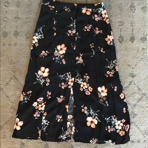 H&M Divided maxi skirt
